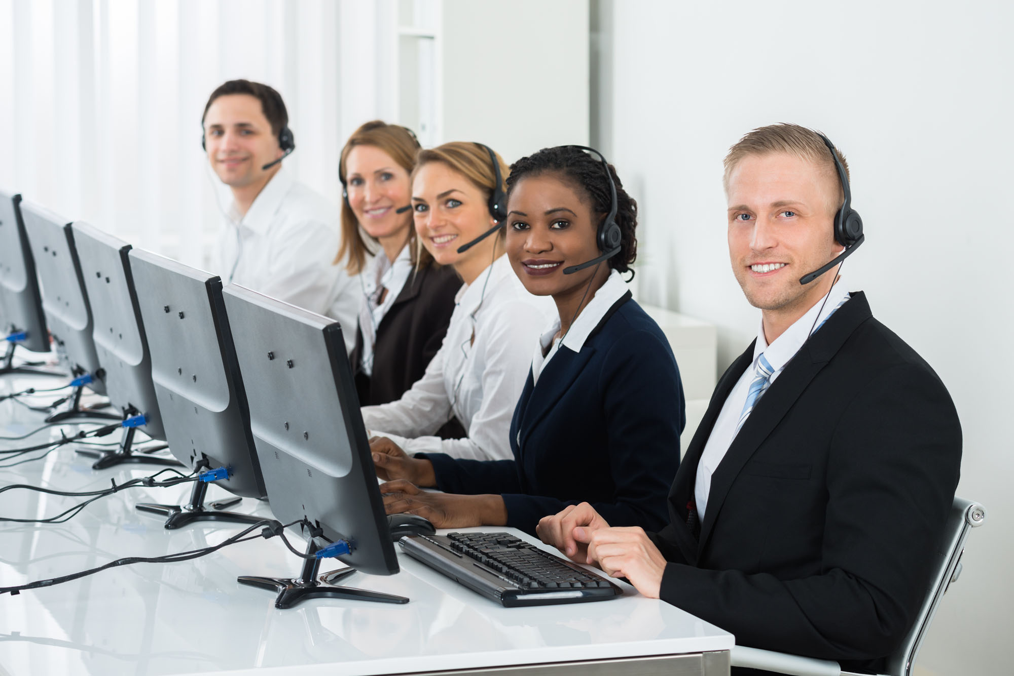 Answering Service Team